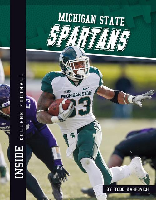 Cover: Michigan State Spartans