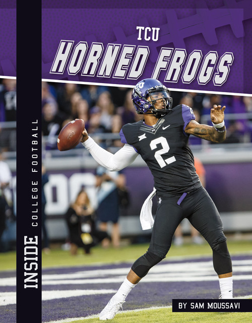 Cover: TCU Horned Frogs