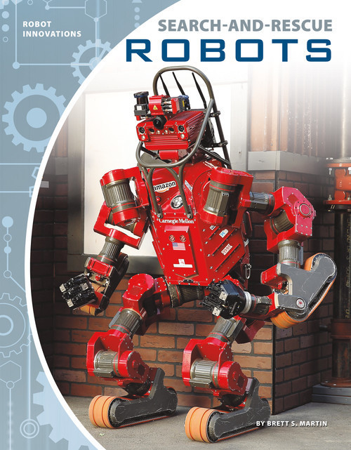 Cover: Search-and-Rescue Robots