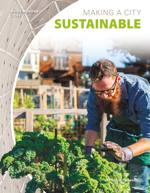 Cover: Making a City Sustainable