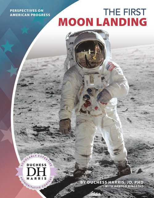 Cover: The First Moon Landing