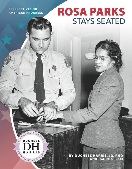 Cover: Rosa Parks Stays Seated