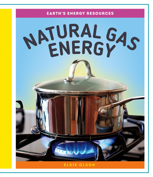 Cover: Natural Gas Energy