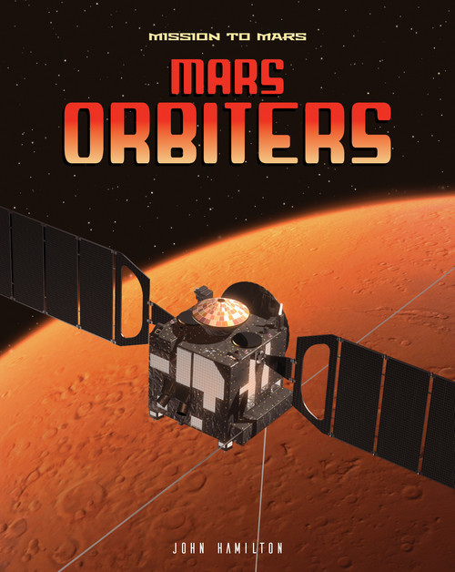 Cover: Mars Orbiters