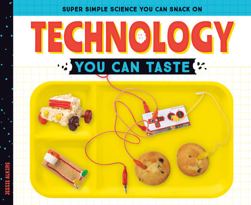 Cover: Technology You Can Taste