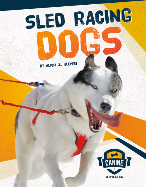 Cover: Sled Racing Dogs