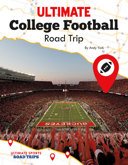 Cover: Ultimate College Football Road Trip