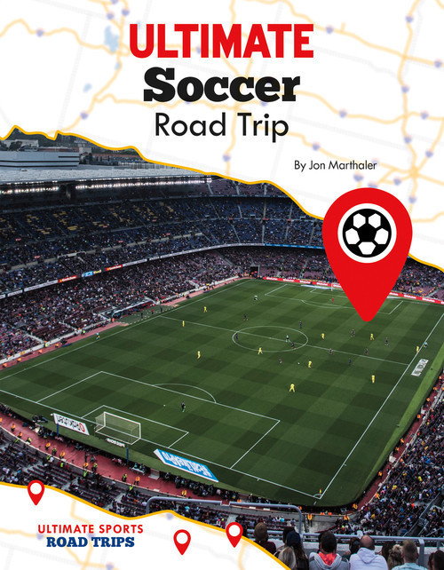 Cover: Ultimate Soccer Road Trip