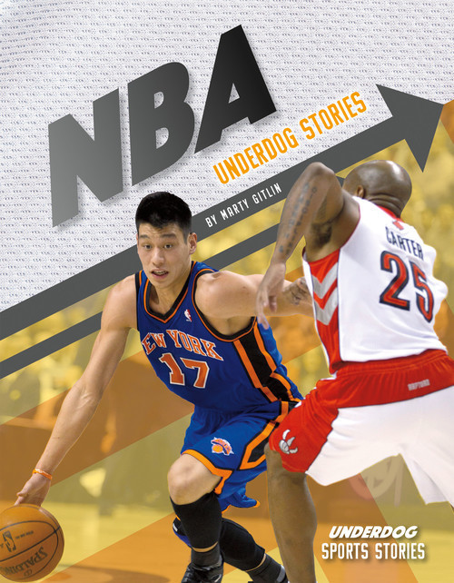 Cover: NBA Underdog Stories