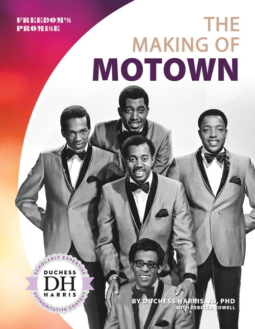 Cover: The Making of Motown