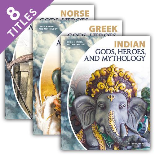 Cover: Gods, Heroes, and Mythology