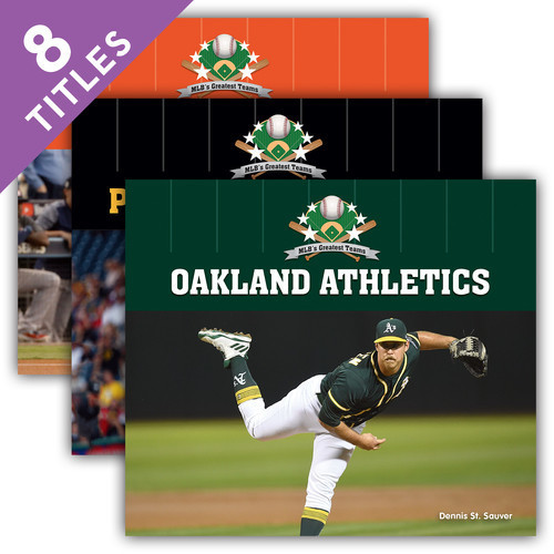 Cover: MLB's Greatest Teams Set 2