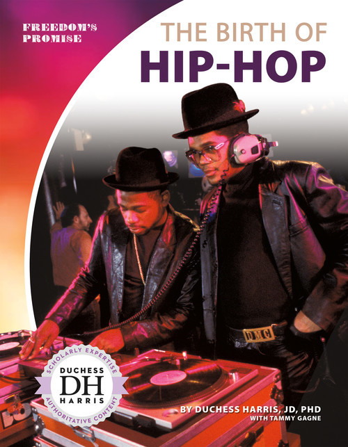 Cover: The Birth of Hip-Hop