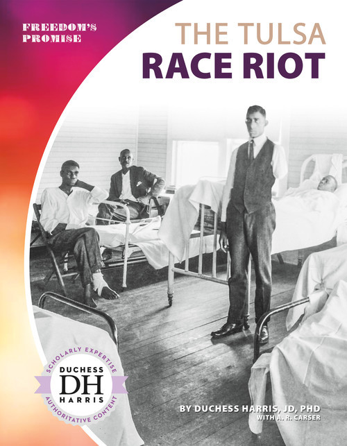 Cover: The Tulsa Race Riot