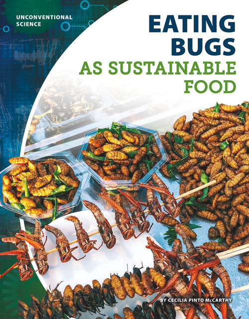 Cover: Eating Bugs as Sustainable Food