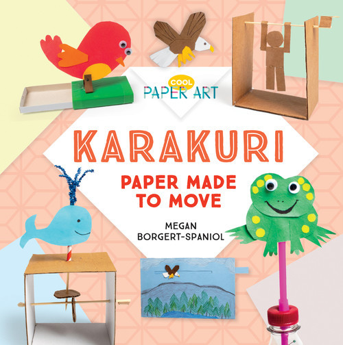 Cover: Karakuri: Paper Made to Move