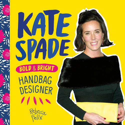 Cover: Kate Spade: Bold & Bright Handbag Designer