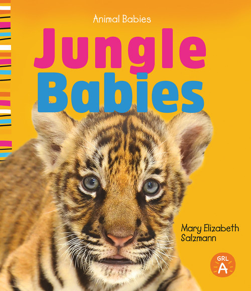 Cover: Jungle Babies