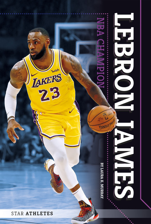 Cover: LeBron James: NBA Champion