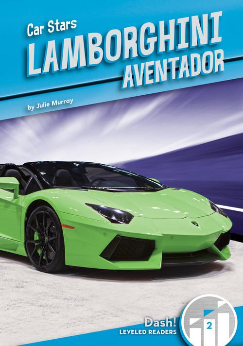 Cover: Lamborghini Aventador