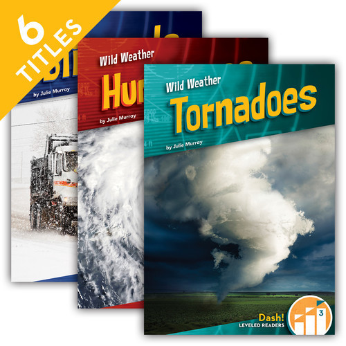Cover: Wild Weather