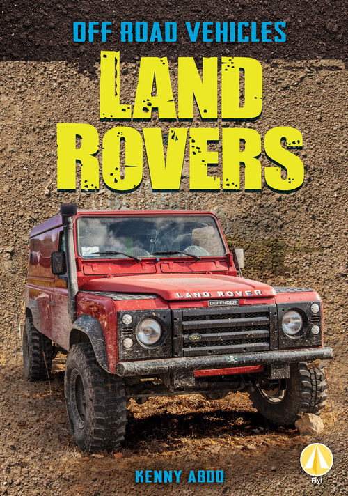 Cover: Land Rovers
