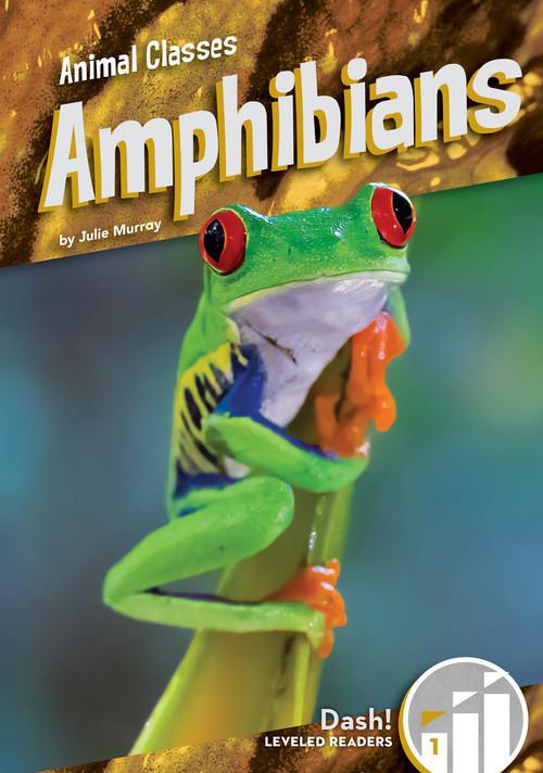 Cover: Amphibians