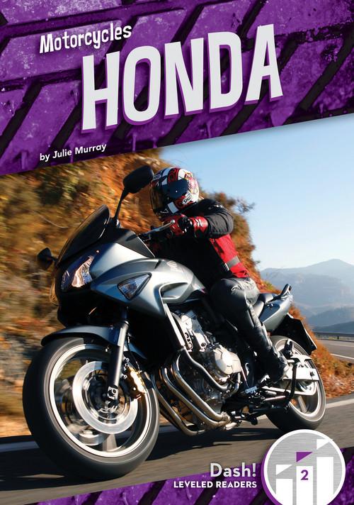 Cover: Honda