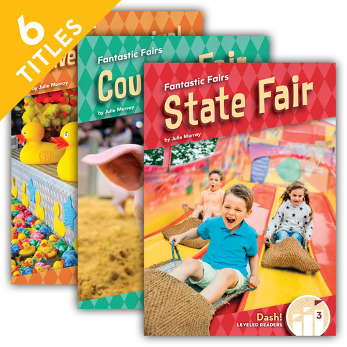 Cover: Fantastic Fairs