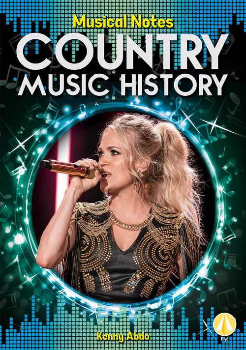 Cover: Country Music History