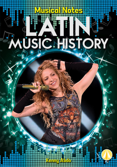 Cover: Latin Music History