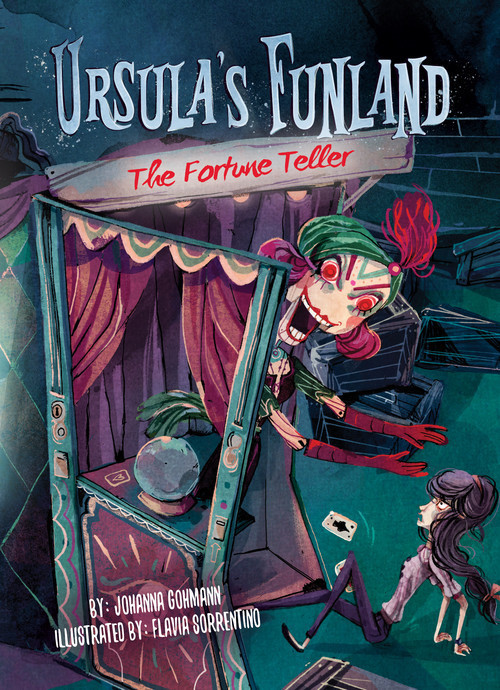 Cover: Book 3: The Fortune Teller