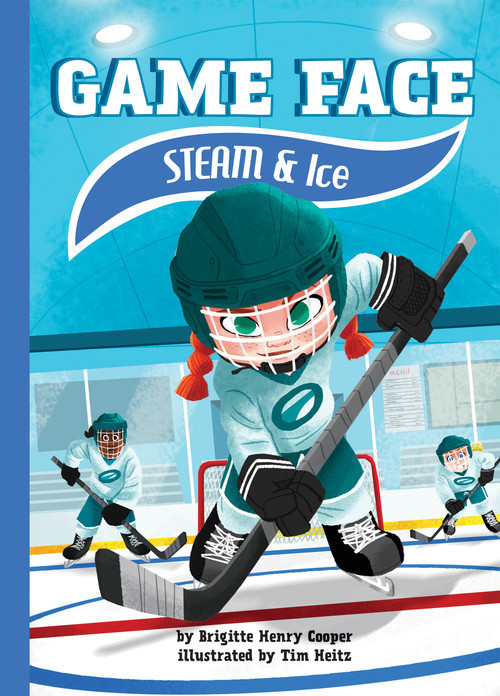 Cover: STEAM & Ice