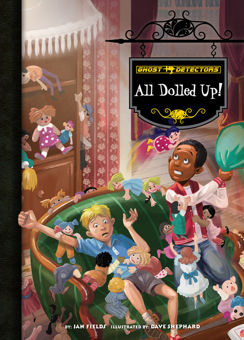 Cover: Book 21: All Dolled Up!