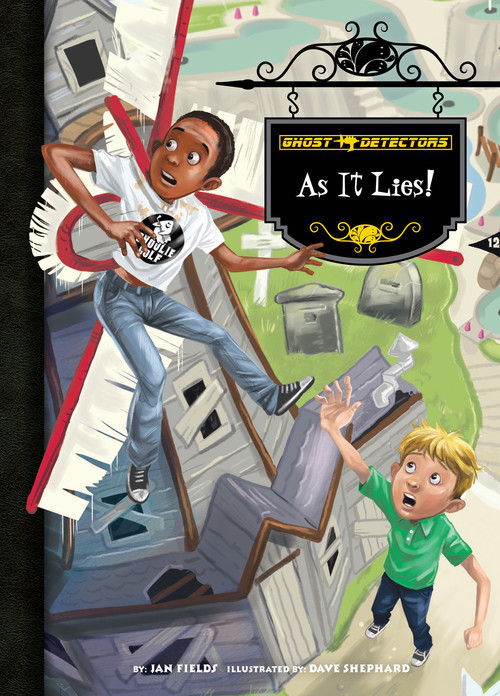 Cover: Book 22: As It Lies!
