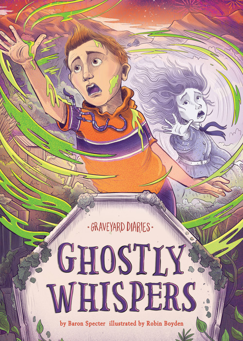 Cover: Ghostly Whispers: Book 10