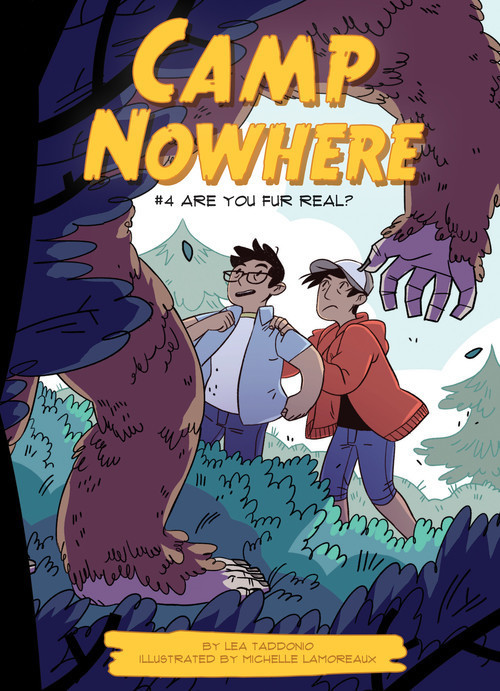Cover: Book 4: Are You Fur Real?