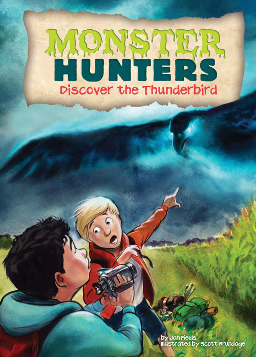 Cover: Discover the Thunderbird