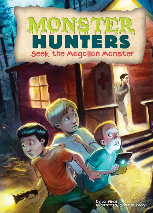 Cover: Seek the Mogollon Monster