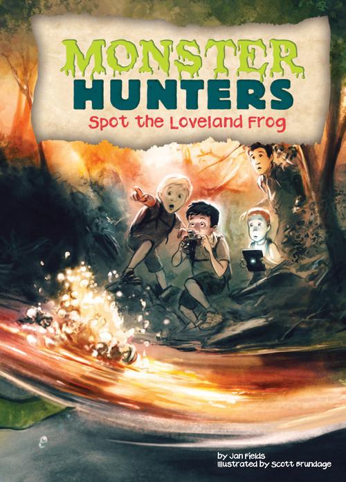Cover: Spot the Loveland Frog