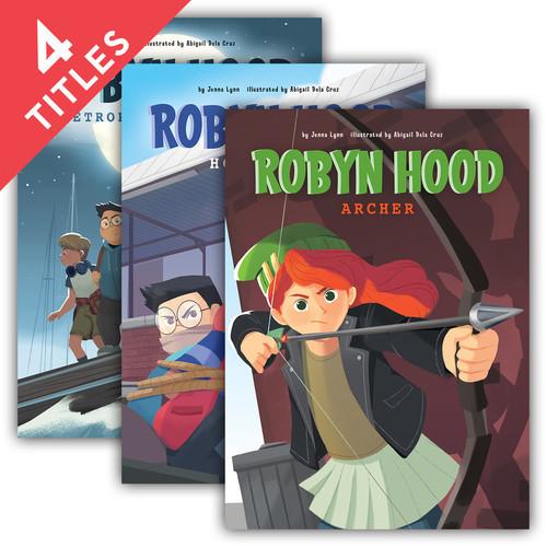 Cover: Robyn Hood
