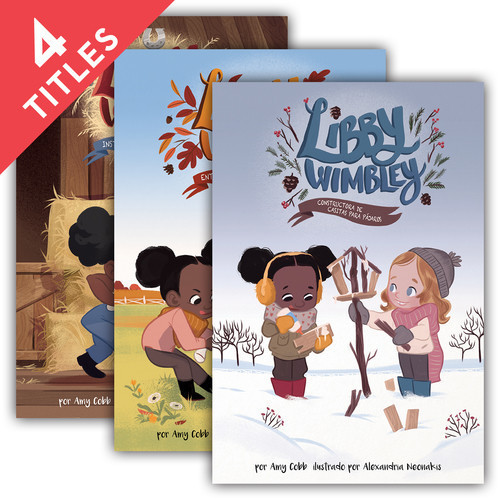 Cover: Libby Wimbley Set 1 (Spanish Version)