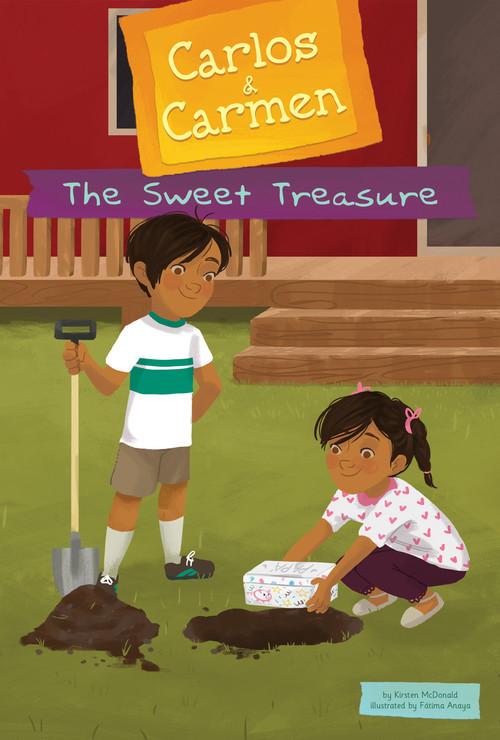 Cover: The Sweet Treasure