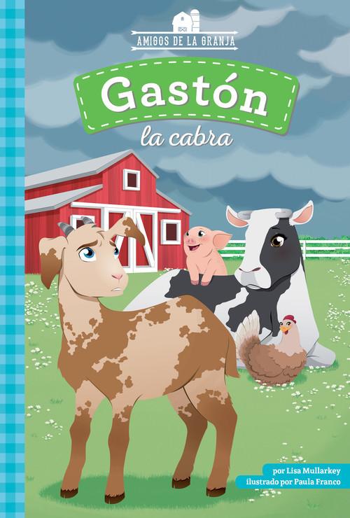 Cover: Gastón la cabra (Gaston the Goat)