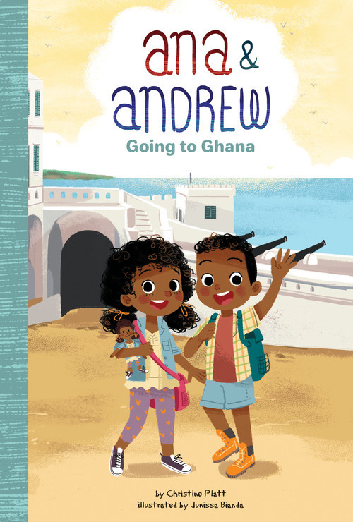Cover: Going to Ghana
