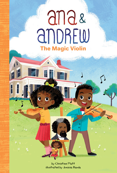 Cover: The Magic Violin