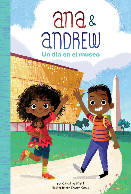 Cover: Un día en el museo (A Day at the Museum)