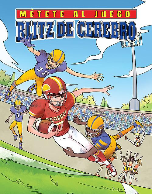 Cover: Blitz de cerebro (Brain Blitz)