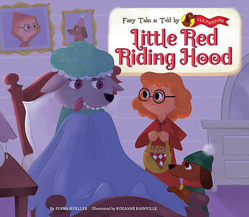 Cover: Little Red Riding Hood