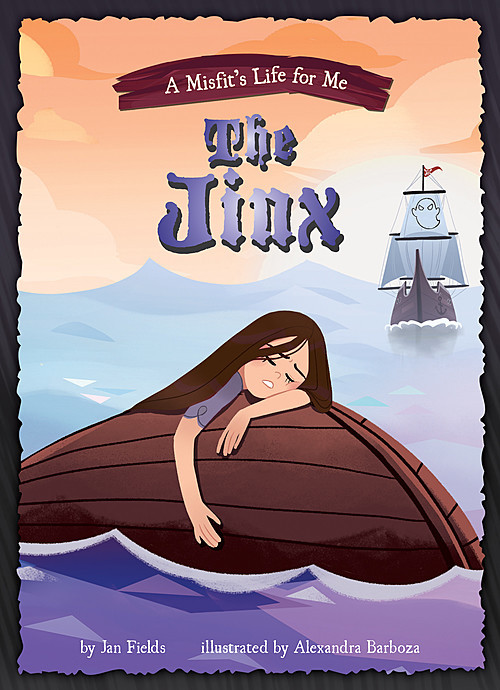 Cover: Book 1: The Jinx